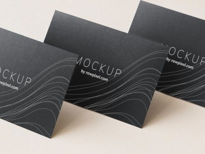 custom-black-branding-business-cards